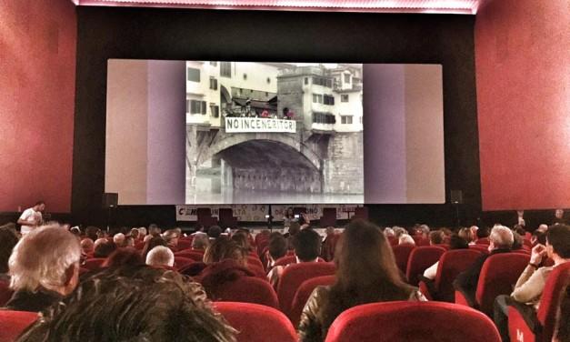 [COMUNICATO] Le Mamme No Inceneritore hanno di nuovo riempito il Cinema Grotta!